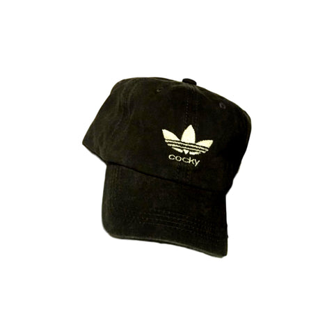 Adidas x Cocky Socks Dad Hat