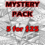 MYSTERY 5 PACK