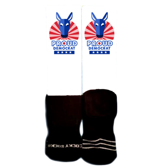 Proud Democrat Socks