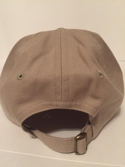 Adjustable Stay Cocky Hat