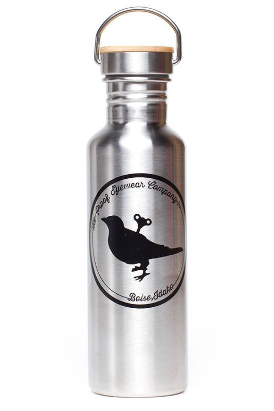 Proof Water Bottle - humanity : style with a conscience