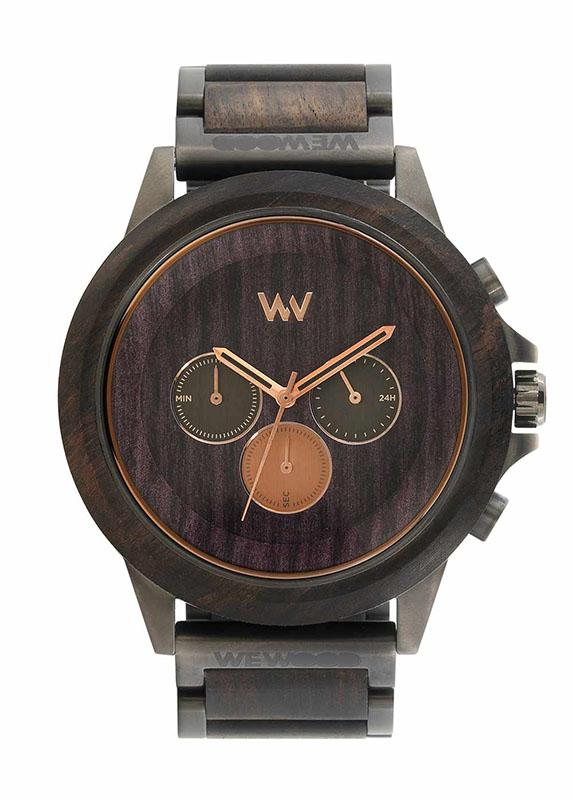 WeWOOD ETHEREUM BLACK GUN ROSE