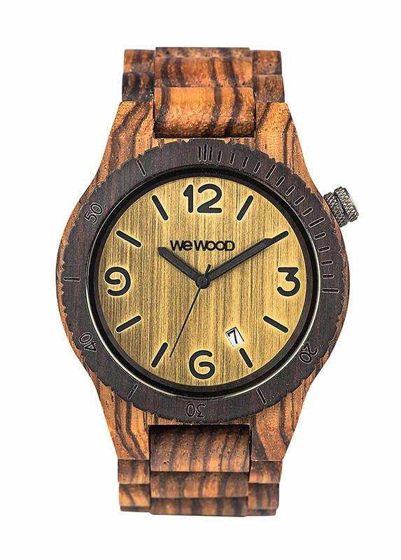 WeWOOD ALPHA ZEBRANO - humanity : style with a conscience