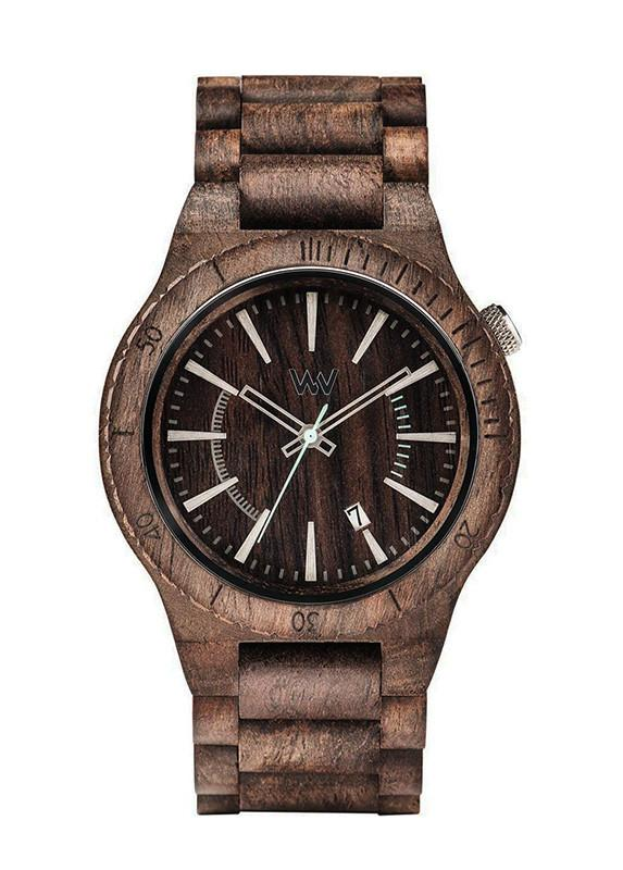 WeWOOD ASSUNT CHOCO ROUGH - humanity : style with a conscience