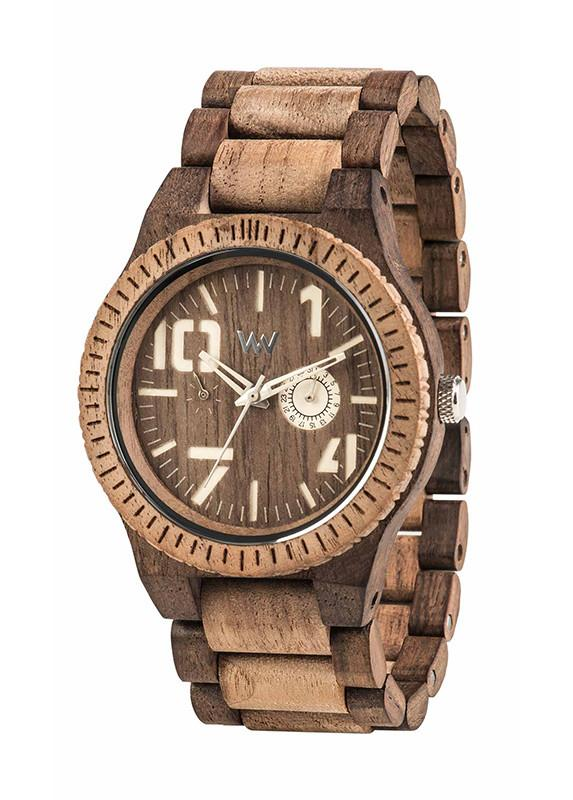 WeWOOD OBLIVIO CHOCO NUT ROUGH - humanity : style with a conscience
