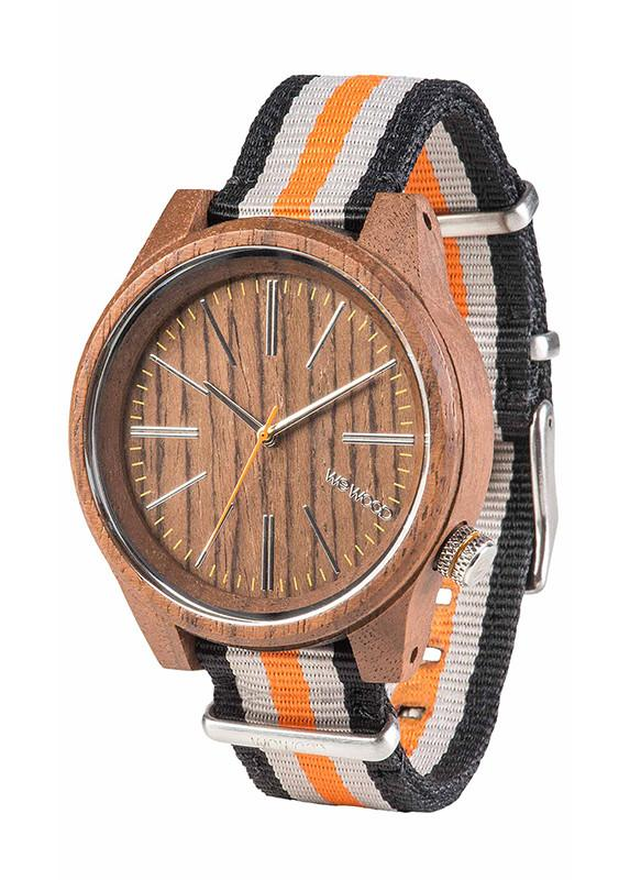 WeWOOD TORPEDO NUT ORANGE - humanity : style with a conscience