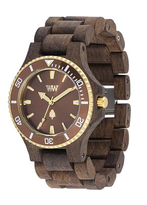 WeWOOD DATE MB CHOCO ROUGH