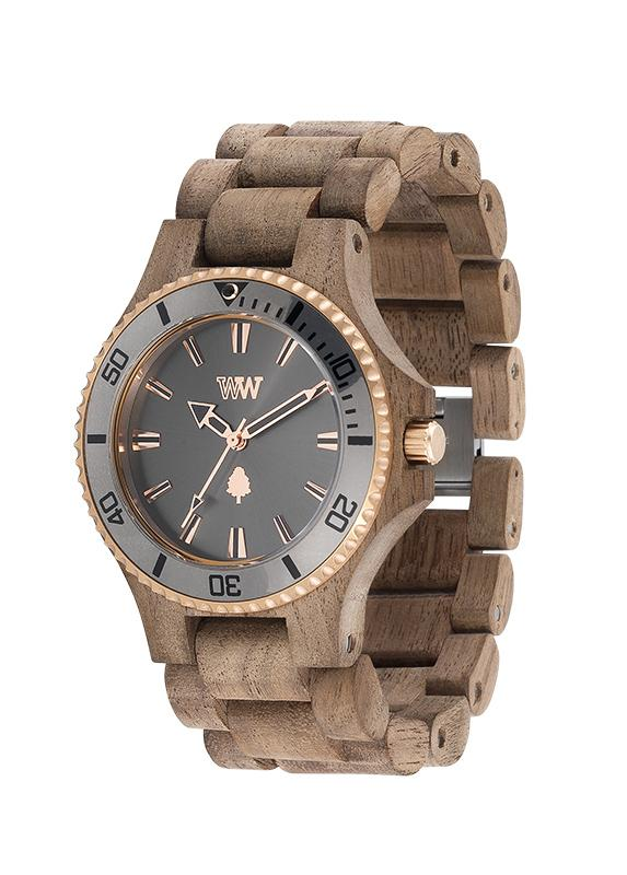 WeWOOD DATE MB NUT ROUGH GUN - humanity : style with a conscience