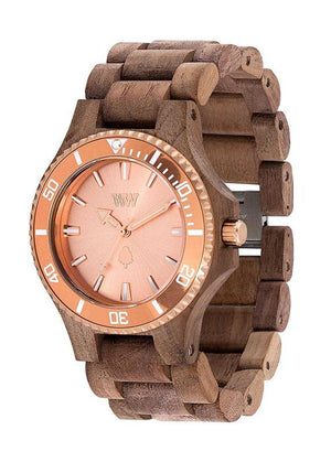 WeWOOD DATE MB NUT ROUGH ROSE