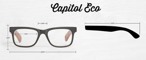 Capitol Prescription Collection - humanity : style with a conscience