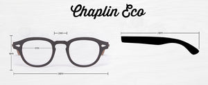 Chaplin Prescription Collection - humanity : style with a conscience