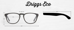 Driggs Prescription Collection - humanity : style with a conscience