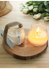 Amity Small Soy Candle - humanity : style with a conscience