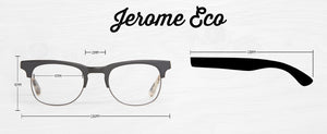 Jerome Prescription Collection - humanity : style with a conscience