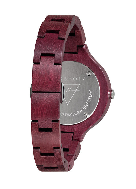 KERBHOLZ Hinze Purplewood Silver - humanity : style with a conscience