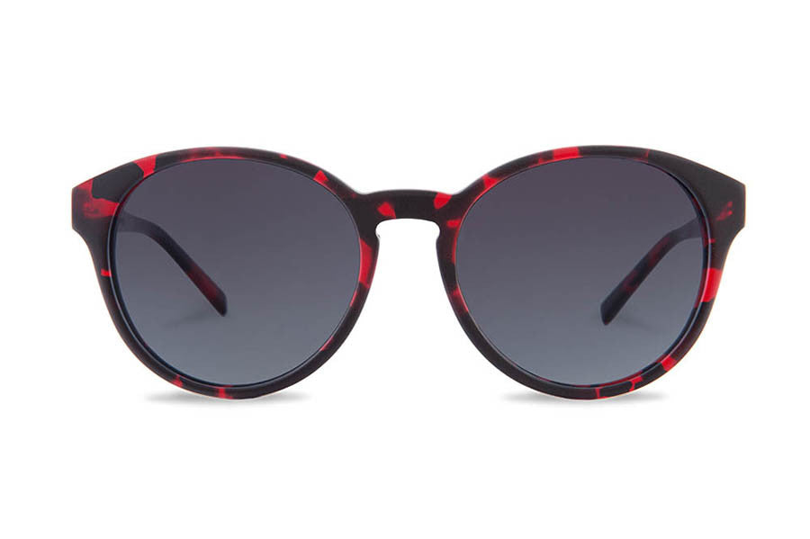 KERBHOLZ Leopold Funky Red Sunglasses - humanity : style with a conscience