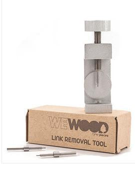 WeWOOD Steel Link Removal Tool - humanity : style with a conscience