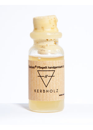 KERBHOLZ Resinax Caring Oil - humanity : style with a conscience
