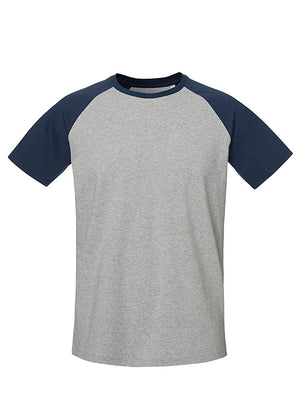 Humanity Charlie Baseball Short Sleeve Vintage Tee - humanity : style with a conscience
