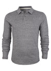 Ben Cosy Long Sleeve Polo