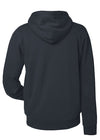 Mini Charlie Explorer Snug Hoodie Dark Charcoal
