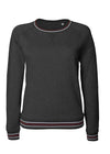 Ruby Dreams Tipped Sweatshirt