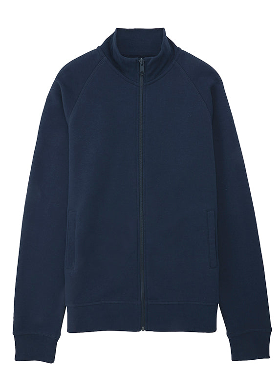 Ben Trails Zip-Up Sweatshirt - humanity : style with a conscience