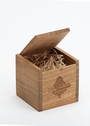 WeWOOD Wooden Packing Box