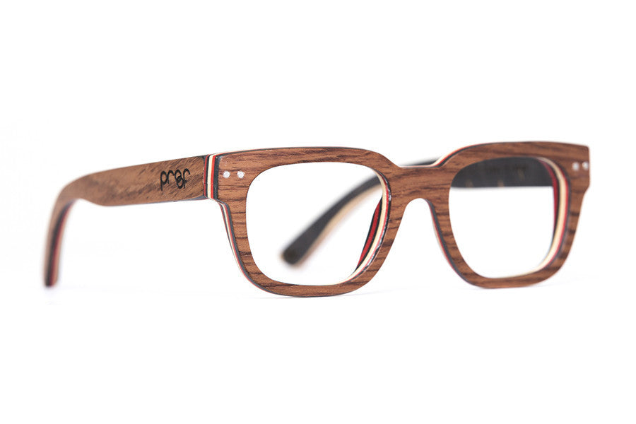 Proof Pledge Wood Prescription Collection - humanity : style with a conscience