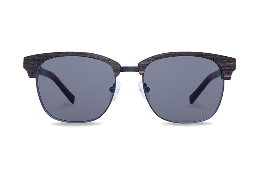 KERBHOLZ Albert Ebony Sunglasses - humanity : style with a conscience