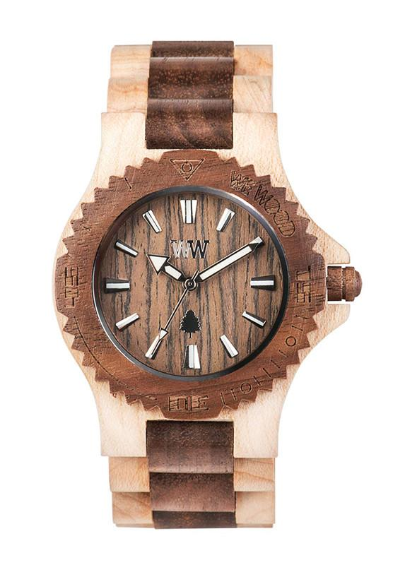 WeWOOD DATE BEIGE NUT - humanity : style with a conscience