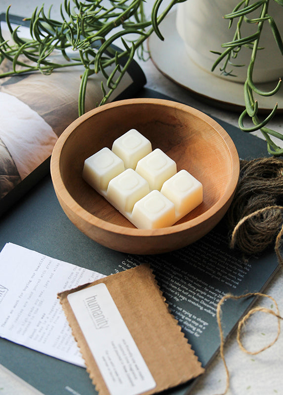 humanity Soy Wax Melts - Lemongrass & Ginger - humanity : style with a conscience