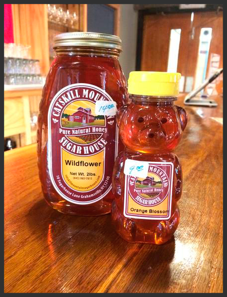 Catskill- Honey (prices vary)