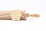 Corgi Engraved Rolling Pin