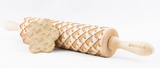 Cows Engraved Rolling Pin