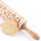 Marine Engraved Rolling Pin