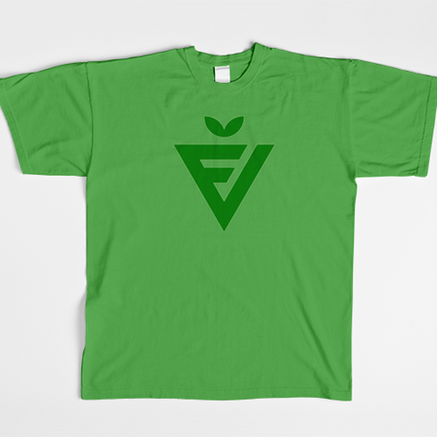 Men's Grass Badge Tee