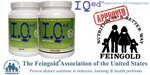 IQed Approved For The Feingold Diet