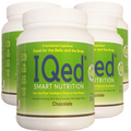 IQed Smart Nutrition (4 canisters) Special