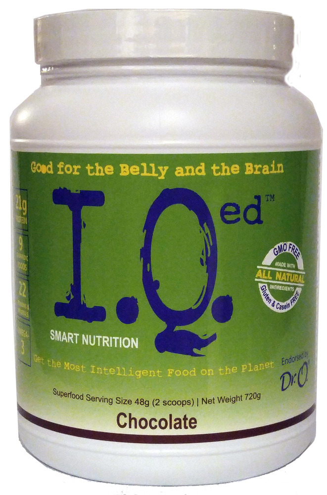 Healing House IQed Smart Nutrition (1 canister)