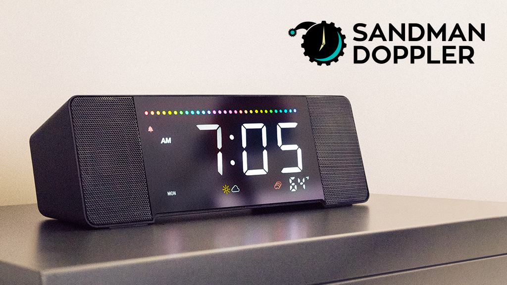 The Sandman Doppler is live on Kickstarter!