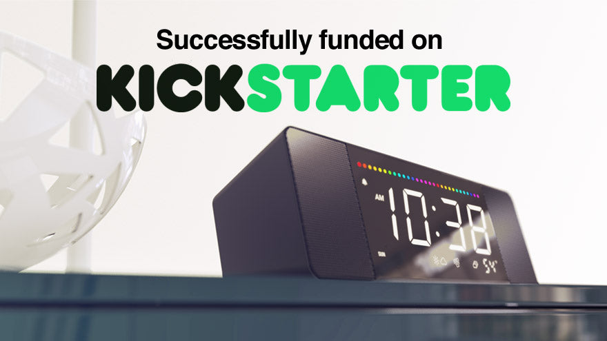 We did it! Sandman Doppler Kickstarter goal hit!