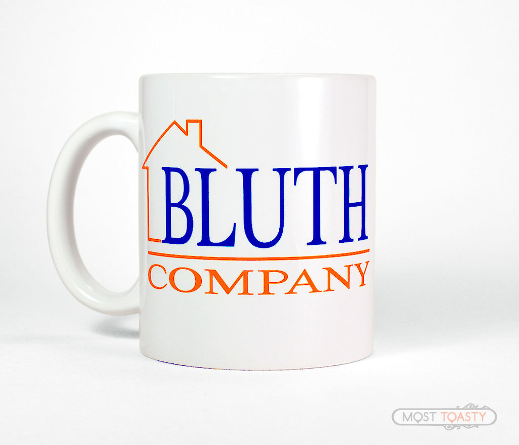 Bluth Company Coffee Cup, Arrested Development Fan Mug