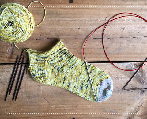 Ankle Sock Class: June 1, 8 & 15
