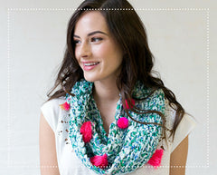 Breezy Does It Cowl Knit Kit
