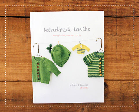 Kindred Knits by Susan B. Anderson
