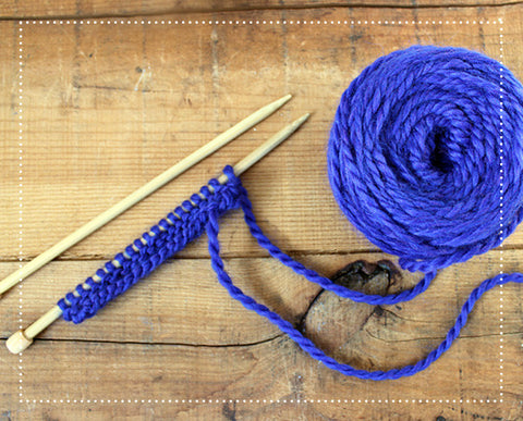 Learn to Knit Class: April 27 & May 4