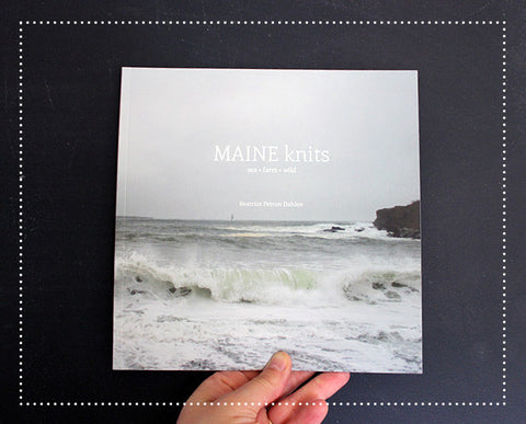 MAINE knits by Beatrice Perron Dahlen