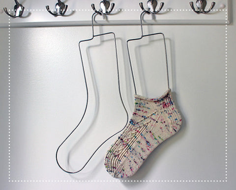Stainless Steel Sock Blockers