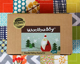 Woolbuddy Needle Felting Kits